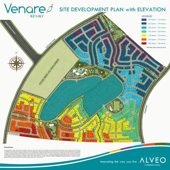 Venare Alveo Properties